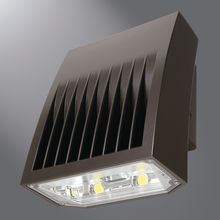 Crosstour™ MAXX LED Wall Pack/Area Site Luminaire
